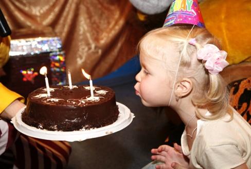 Как организовать праздник для ребенка?