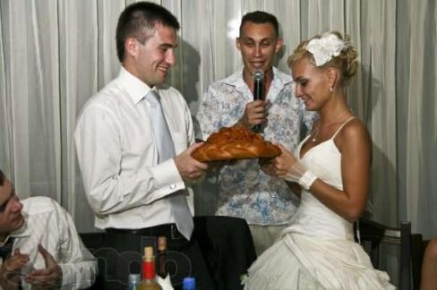Шоумен на свадьбу