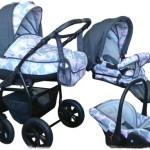 Почему покупатели выбирают коляски Teutonia?