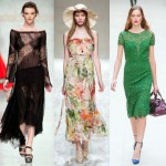 Изысканные летние платья
