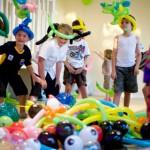 Как красиво оформить детский праздник?