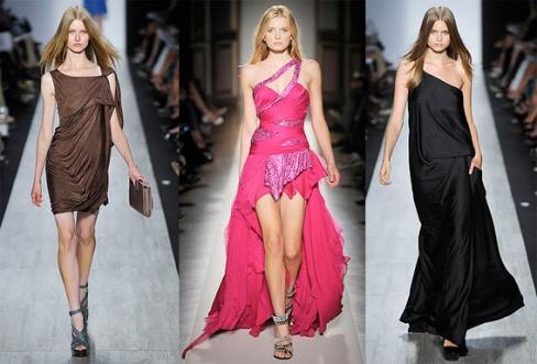 Модные платья лета 2013