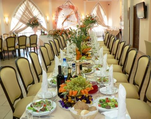 Ресторан для проведения свадьбы. Советы