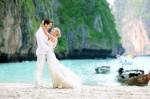 Свадьба за границей фото