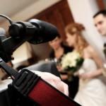 Видеооператор на свадьбу — советы молодоженам