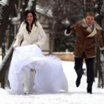 О модных свадебных тенденциях этой зимы