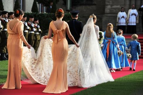 Организация свадьбы в королевском стиле