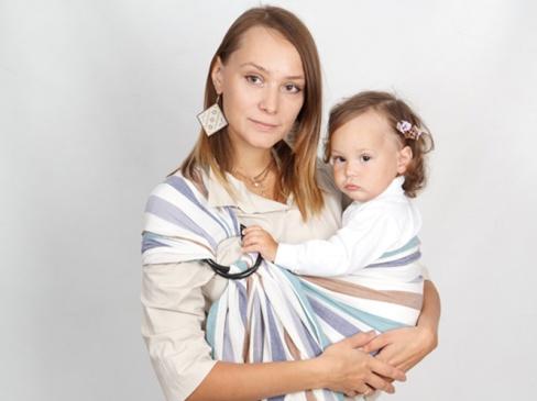 Прогулки с новорожденным ребенком