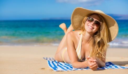 Уход за кожей лица и тела летом