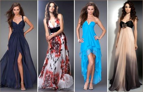 Как подобрать платье на выпускной: правила и советы