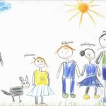 Определите все тайные и явные желания Вашего ребенка только взглянув на его рисунок!