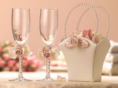 Свадебные аксессуары. Правила выбора