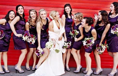 Особенности свадьбы в Америке