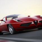 Ателье Touring Superleggera смогло порадовать уникальным автомобилем Alfa Romeo Disco Volante