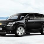 Chevrolet Orlando — семейный автомобиль