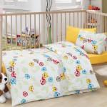 Советы родителям: как выбрать постельное белье для новорожденных?