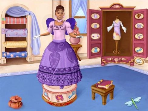 игры для девочек из толстой в худую