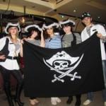 Вечеринка в пиратском стиле