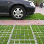 Газонная решетка для сада и дома