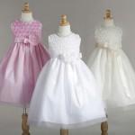 Детские нарядные платья для юных модниц
