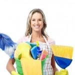 Уборка жилого помещения: клининг своими руками