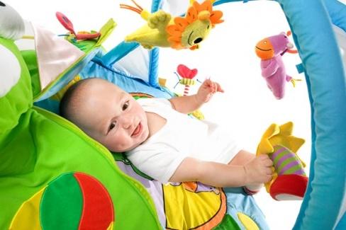 Как выбрать детский мобиль. Полезные советы мамам