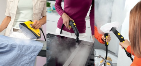 Как выбрать пароочиститель