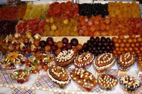 Несколько советов как есть сладости и не толстеть