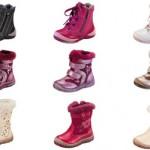 Детская зимняя обувь: удачные варианты