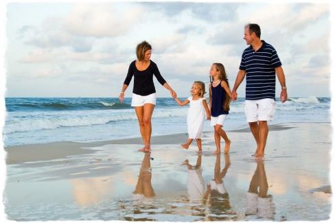Советы по созданию семейных портретов