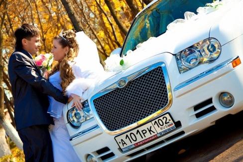 Аренда автомобиля на свадьбу: полезные советы