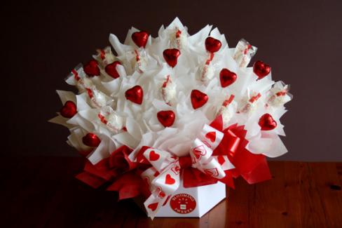 Букеты с конфет – лучший подарок на любой праздник