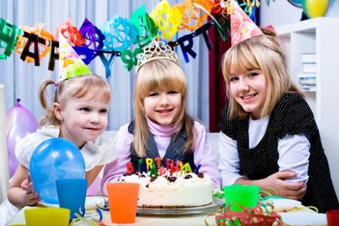 Как организовать детское День Рождение