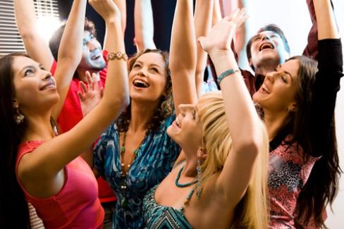 Как организовать праздничную вечеринку?