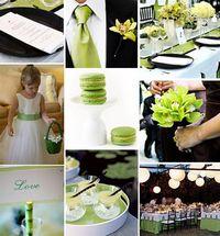 А какого цвета будет ваша свадьба?