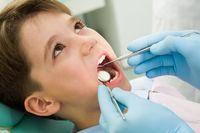 Дети у стоматолога