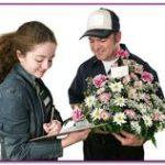 Доставка цветов – уникальный сюрприз к празднику