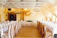 Достойное оформление свадебного банкета