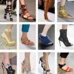 Интернет магазин модной обуви сезона  2014