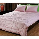 Одеяла и подушки с наполнителем экофайбер