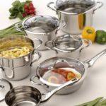 Правила выбора посуды для кухни. На что обратить внимание?