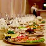Проведение корпоративных вечеров и банкетов