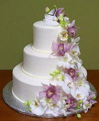 Рецепт свадебного торта