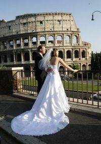 Русские свадьбы в Италии