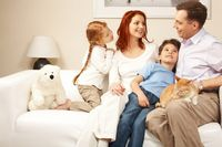 Семейные традиции и порядки