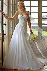 Свадебное скромное платье. Как выбрать? Советы невестам