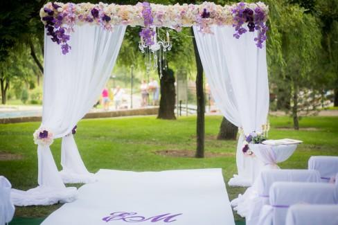 Важные моменты выездной церемонии бракосочетания