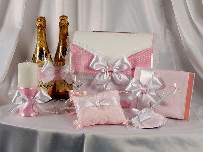 Свадебная атрибутика – современное решение