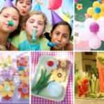 Как отпраздновать день рождение ребенка?