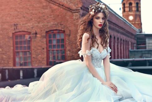 Свадебный образ невесты 2018 года